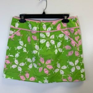 Lilly Pulitzer Skirt Size 6